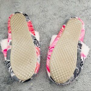 Vera Bradley Shoes - Vera Bradley cheery blossom slippers